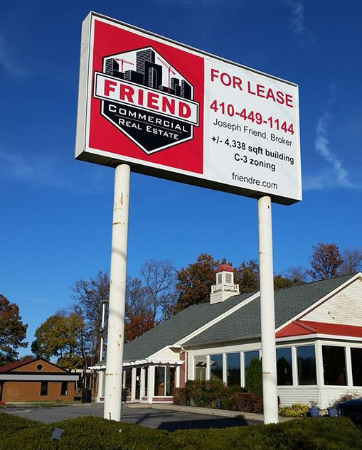 Custom Signs by Advanced Branding of Crofton, Maryland